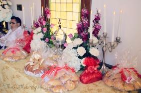 Breads in the Capela