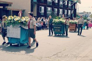 More Saints on Parade